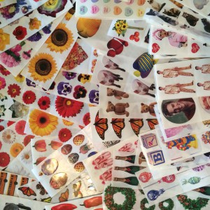 Paperhouse Stickers